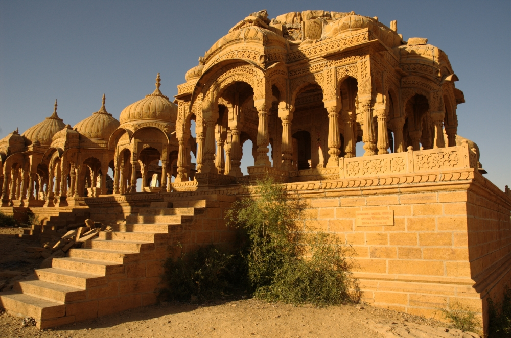 Cenotaph at Bada Bagh